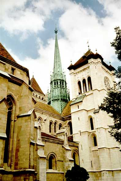 Geneva Cathedral