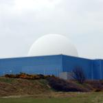 Sizewell B, the UK's newest nuclear power station