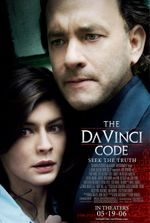 The Da Vinci Code movie poster
