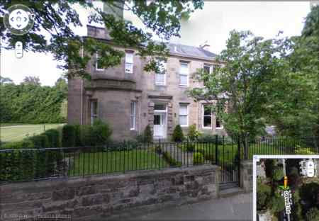 Sir Fred Goodwin's house on Street View