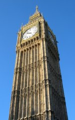 Big Ben Clock Tower - soon to be the Elizabeth Tower?