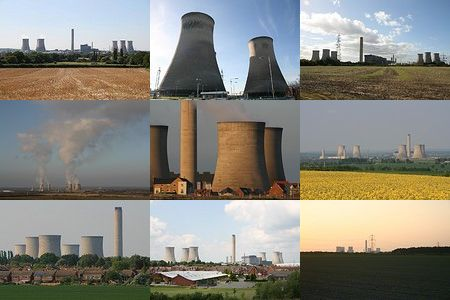 [Didcot Power Station photo gallery thumbnails]