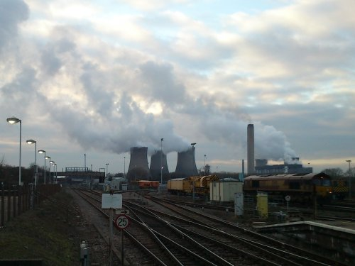 Didcot Power Station, March 2013
