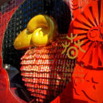 Chinese New Year window display. Photo by Ann Fisher on Flickr, Creative Commons licence