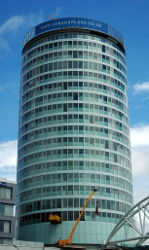 The Rotunda, Birmingmam. By Erebus555, CC BY-SA 3.0 licence