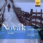 Novak: Slovak Suite etc. CD cover